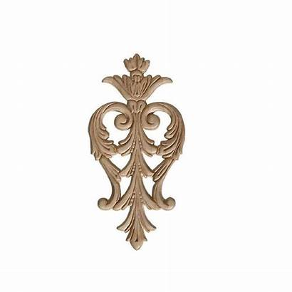 Ornamental Mouldings Acanthus Moulding Onlay Ornament Birch