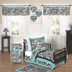 zebra turq toddler bedroom set choose the best zebra print
