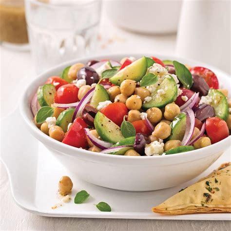 salades de legumineuses proteinees  rafraichissantes
