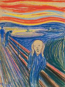 Artfully Awear: THE SCREAM
