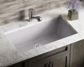 848 Silver Large Single Bowl Undermount TruGranite Kitchen