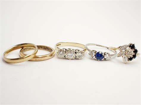 grans wedding rings s ring