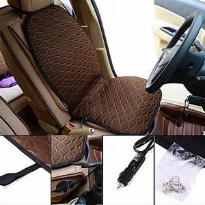 Coussin D Assise Voiture : car seule assise thermostatique coussin chauffant de voiture chauff e coussin d 39 assise hiver ~ Melissatoandfro.com Idées de Décoration