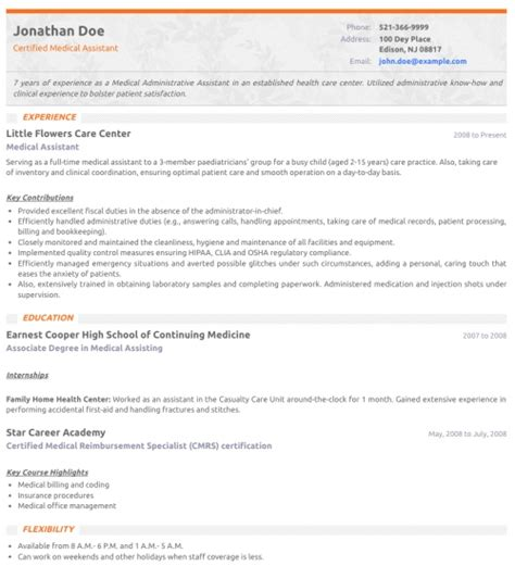 Presentable Resume Exles by Presentable Resume Make Your Resume More Presentable By It Read Only Sle College