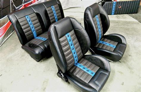 Tmi Pro Series Seats For Mopars' Custom Interior