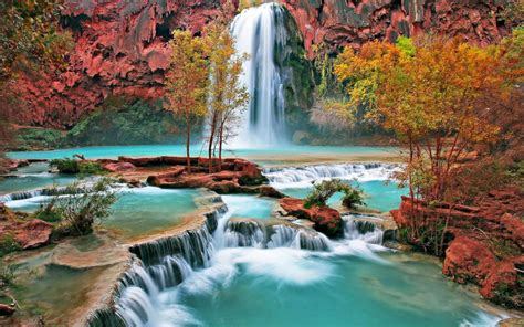 Cool Waterfall Picture by Beautiful Waterfall Pictures And Wallpapers The Wow Style