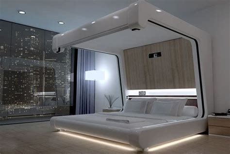 furniture fashion   coolest high tech beds