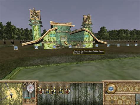 Elven Core Buildings Image
