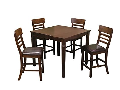 Breakfast Counter Chairs by Breakfast Table Set With Counter Height Chairs Diningbee