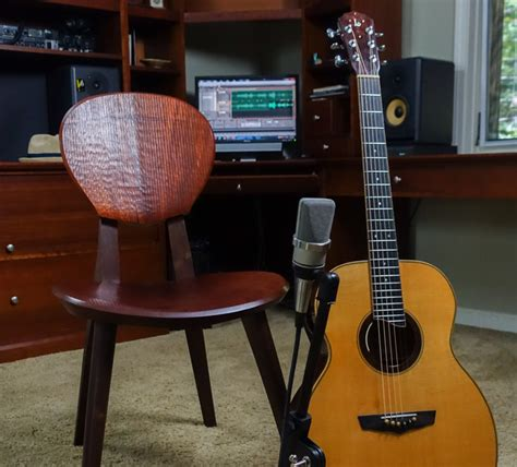 sonus chair  guitar players dream lichty guitars
