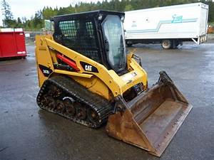 Caterpillar 247b Ii Skid Steer For Sale