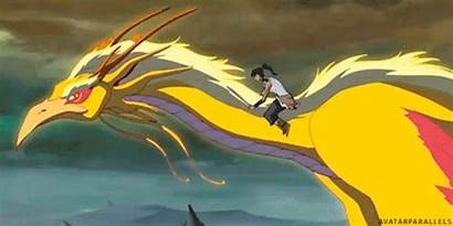 Korra Legend Jinora Vaatu Into Spirit Harmonic