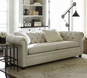 who manufactures pottery barn sofas savaeorg With pottery barn sectional sofa reviews