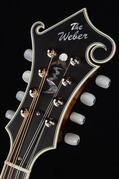 Neighboring properties have well depths of 325' to 470'. Weber Crooked River F Limited Ed. Mandolin #1 of 5 - Down ...