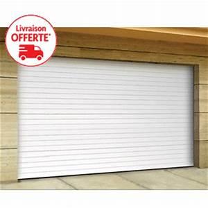 Porte De Garage Enroulable Pas Cher : porte de garage enroulable sur mesure pas cher l 39 univers ~ Dailycaller-alerts.com Idées de Décoration