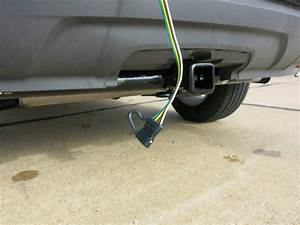 2014 Chevrolet Equinox T-one Vehicle Wiring Harness For Factory Tow Package