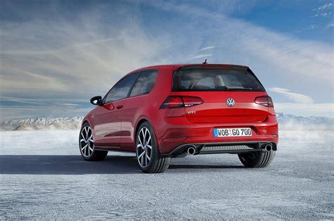 2018 Volkswagen Golf Eurospec First Look  Motor Trend