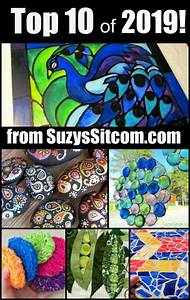 Top, 10, Craft, Ideas, Of, 2019, From, Suzyssitcom