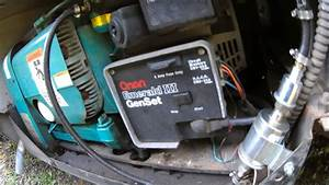 Onan Genset Iii Rv Generator Repair