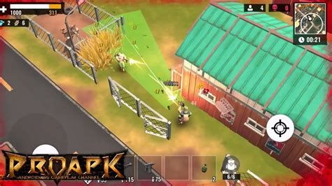 the last stand battle royale gameplay android ios