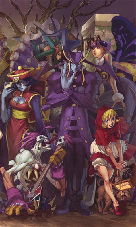Shadow Darkstalkopedia A Wiki About Darkstalkers A