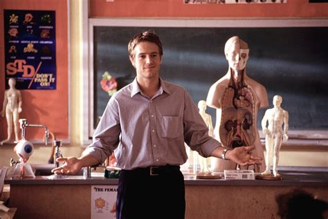 Sam Coulson, Never Been Kissed | Hot Teachers in Movies ...
