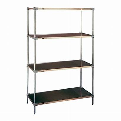 Shelving Unit Shelf Galvanized Solid Erecta Super