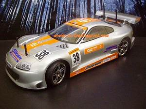 Toyota Supra GT Custom Painted RC Touring Car / RC Drift ...