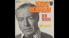 Heinz Rühmann, Ich weiß, Single 1975 - YouTube