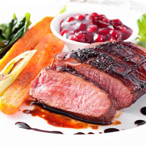 cuisiner un filet de canard recette canard laque un site culinaire populaire avec