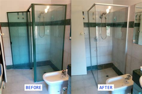 Bathroom Makeovers Perth by Shower Screens Perth