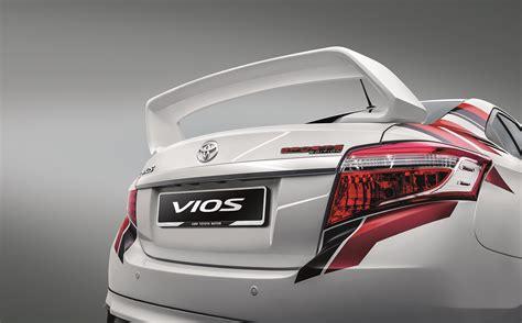 Umw Toyota Introduces Vios Sports Edition Autofreakscom