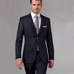 custom wedding suits aliexpress buy black business suits custom made bespoke classic black wedding suits