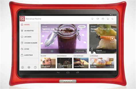 tablette de cuisine qooq test cuisiner mais pas seulement avec la tablette qooq