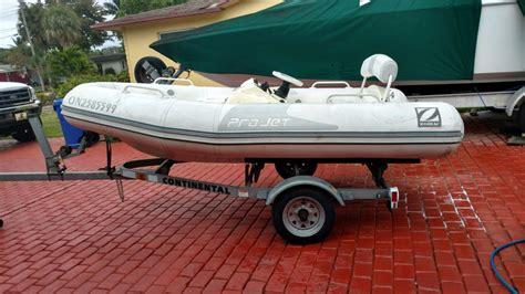 Zodiac 350 Jet Boat by Zodiac Projet 350 Boats For Sale