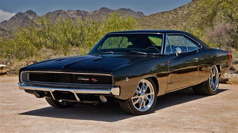 Dodge Classic Muscle Cars, Dodge Muscle Car Wallpaper