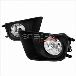 Fog Lights Kit For 12