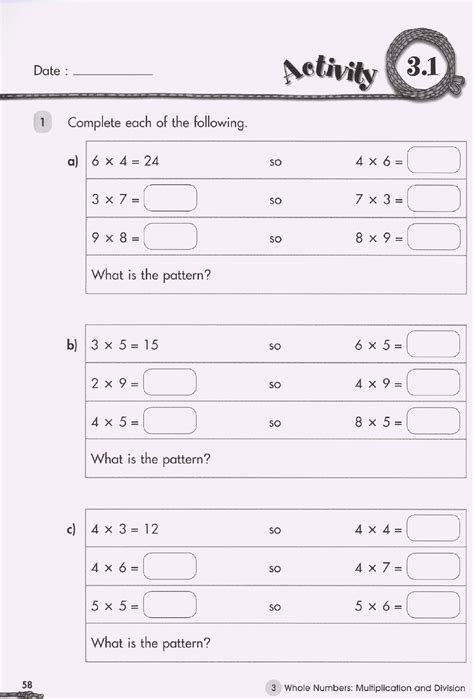 math multiplication worksheets grade 3 worksheet mogenk