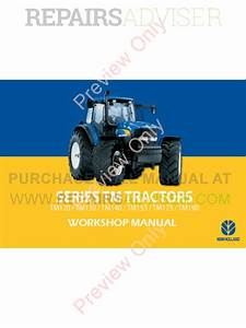 New Holland Tm120