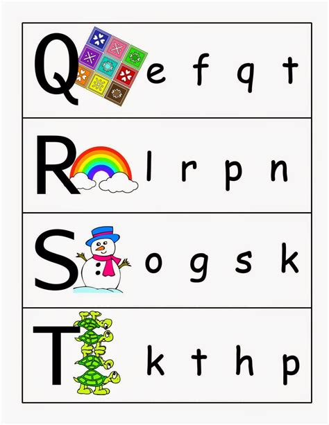 kindergarten letter matching worksheets worksheet