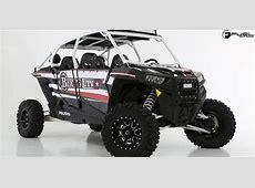 Car ATV Polaris RZR 1000 on Fuel UTV Maverick D538