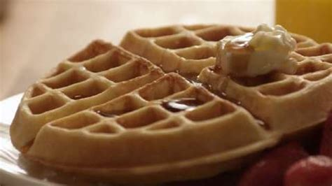 classic waffles video allrecipes com
