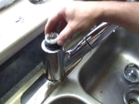 fix  broken leaky faucet moen moen warranty