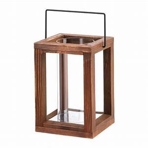 Wholesale Rustic Wooden Lantern - Buy Wholesale Candle