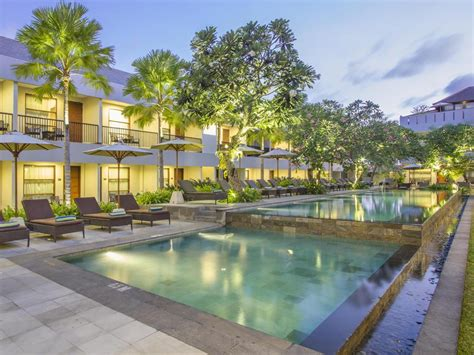 Amadea Resort & Villas Seminyak Bali In Indonesia