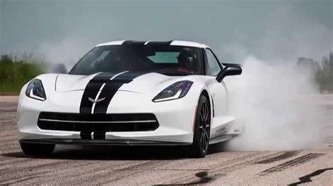 hp supercharged  corvette test drive  john