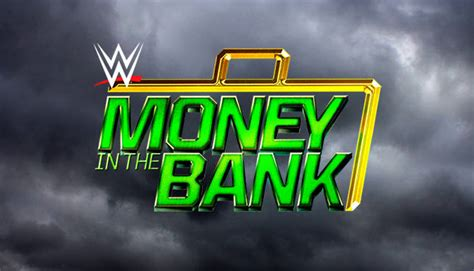 wwe news details   money   bank ppv revealed