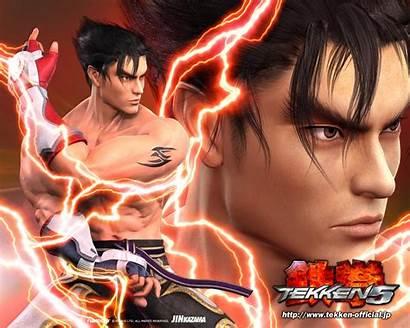 Tekken Wallpapers Characters Jin Kazama