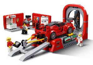 Push the boundaries of technological innovation at the development center with the lego speed champions version of the ferrari fxx k. LEGO Speed Champions: Ferrari FXX K & Development Center ...
