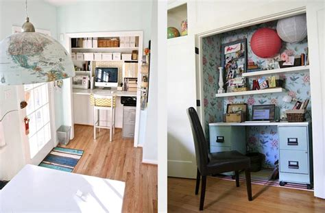 turn your closet into a home office startabiz org